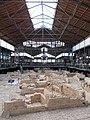123 Mercat del Born, excavacions arqueològiques de la Ribera.JPG