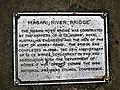 12CE Works Memorial stone mangani Bridge.jpg