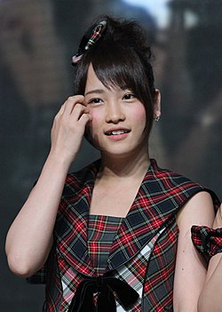 130413 AKB48 at Tokyo Auto Salon Singapore Meet & Greet 2 and Performance (2).jpg
