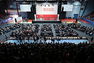 Social Democratic Party of Croatia - SDP's 13th General Convention, 2016
