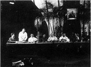 Central Committee elected by the 13th Congress of the All-Union Communist Party (Bolsheviks) - The Presidium of the 13th Party Congress