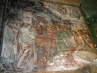 Aquilinus of Milan died 650