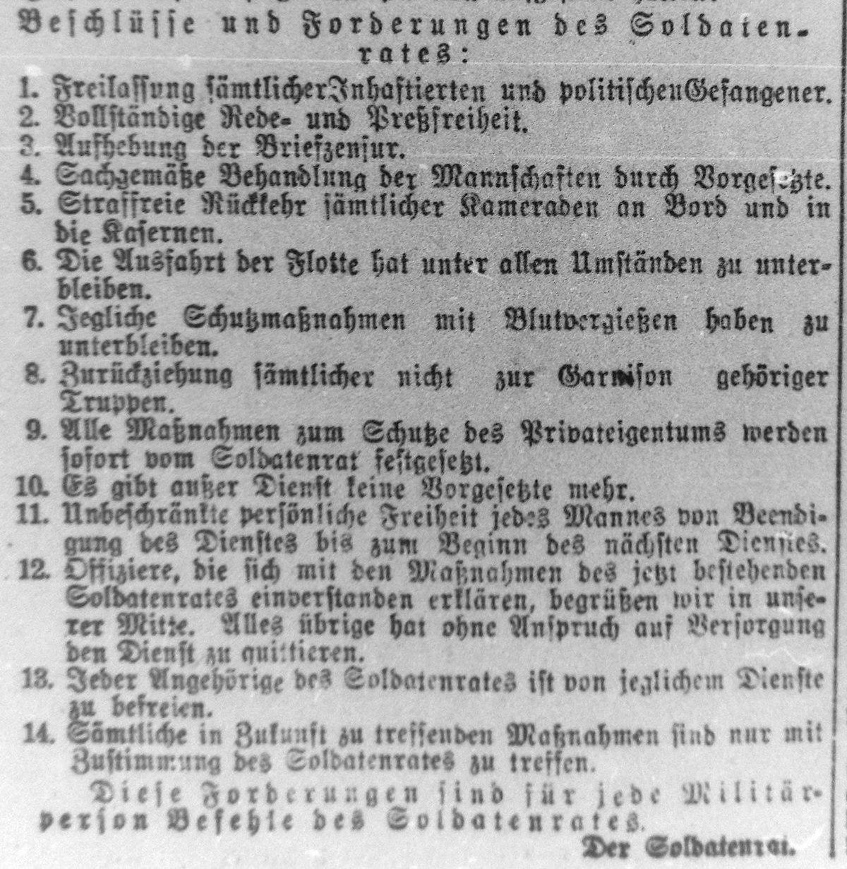 Kieler Matrosenaufstand – Wikipedia
