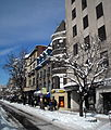 1600 block of Connecticut Avenue, N.W. - Blizzard of 2010.JPG