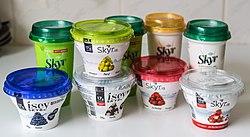 skyr yoghurt innehållsförteckning