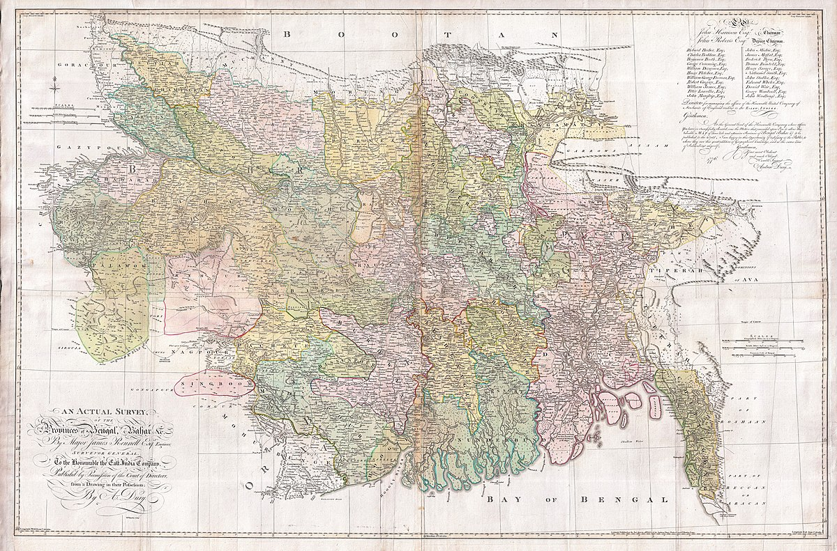 Nawabs of Bengal and Murshidabad  Wikipedia
