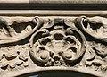 180 Casa Anna de Mora de Bacardí, c. Sor Eulàlia d'Anzizu 41 (Barcelona), façana c. Miret i Sans.jpg