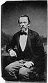1860er Jahre, Theodor Storm, Fotografie (Ferrotypie) vermutlich von Ferdinand Tellgmann.jpg