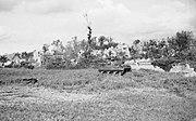 18th Hussars Breville June 1944