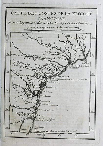 File:18th c. Map of French Florida (8571302605).jpg