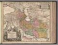18th century map Imperii Persici.jpg