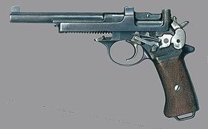 Mannlicher M1901 - Image: 1901Austrian Mannlicher 2
