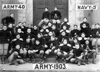 1903 Army Cadets football team American college football season