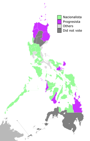 Philippine Assembly elections, 1907 - Image: 1907Philippine Assembly Elections