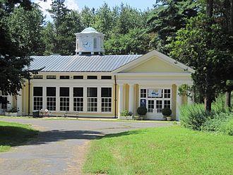 Boston Post Road Historic District (Rye, New York) - 1907 Van Norden Carriage House