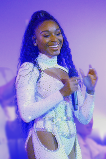 Normani American singer and dancer
