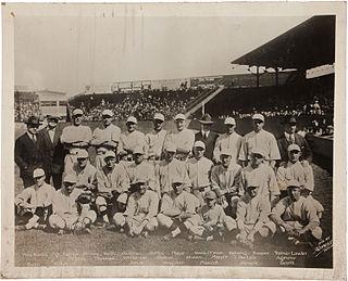 1918 Boston Red Sox season Major League Baseball season