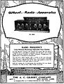 1922 Gilbert Radio Apparatus.JPEG