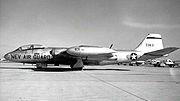 192d Reconnaissance Squadron RB-57C 53-3831