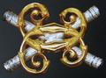 1930 - Simbolul gradului de maresal al Romaniei.png