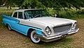 1961 Chrysler Newport 6 liter sedan at Hatfield Heath Festival 2017.jpg