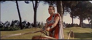 Richard Burton dans Cléopâtre (sorti en 1963)