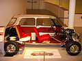 1965 Austin Mini, Sectioned Heritage Motor Centre, Gaydon.jpg