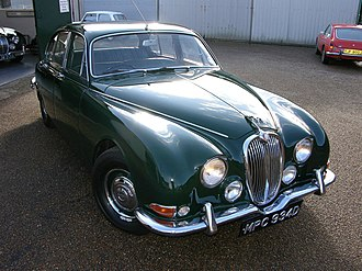 Jaguar S-Type - 1963-68 Jaguar S-Type
