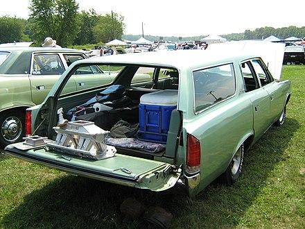 Trunk (car) - Wikiwand