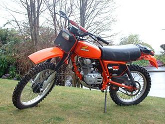 Honda XR series - 1980 XR200