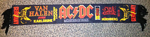 Monsters of Rock - 1984 Monsters of Rock banner.