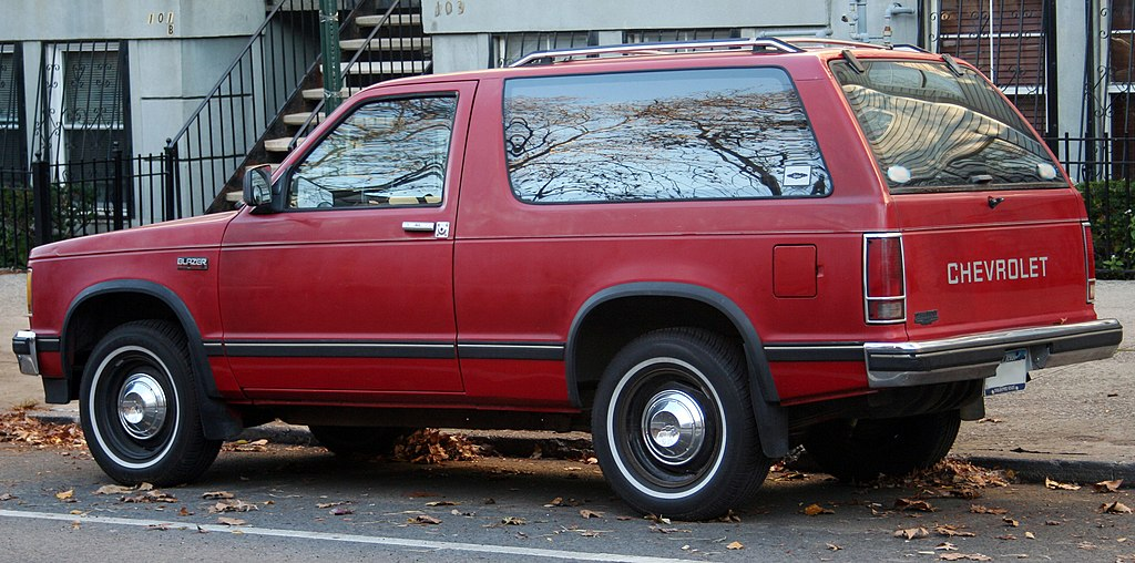 File1985 Chevy Blazerjpg  Wikimedia Commons