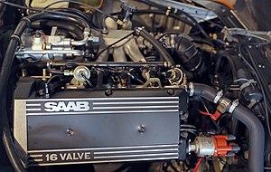 Saab H engine - Naturally aspirated B202 16 valve engine