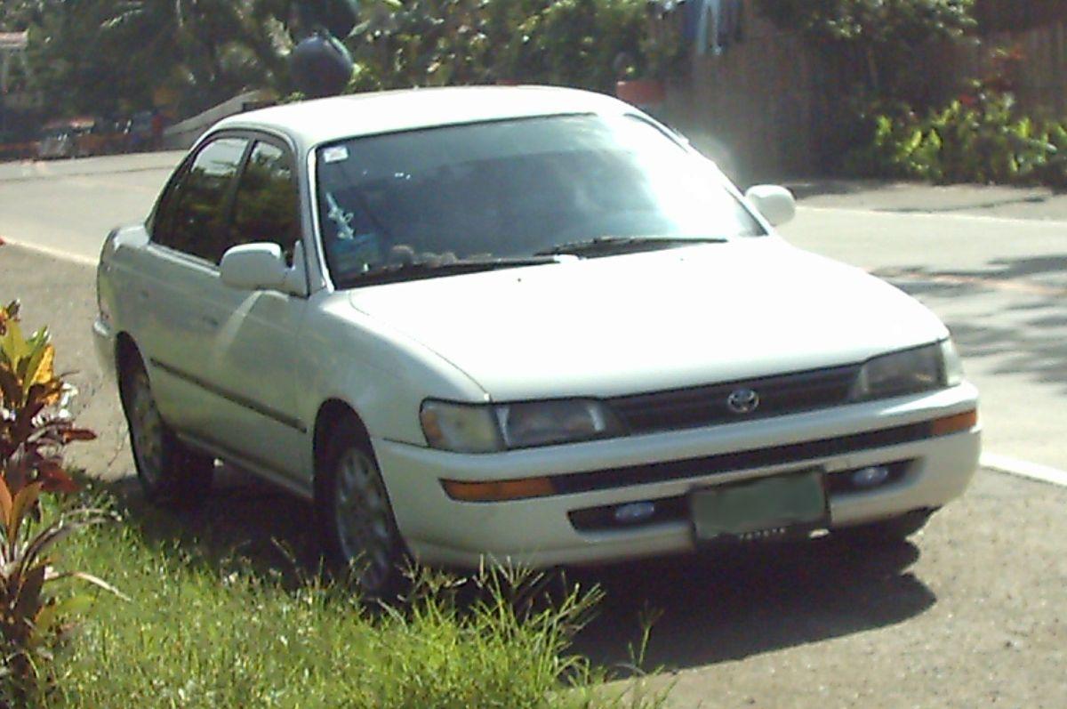 Kekurangan Corolla 1995 Spesifikasi