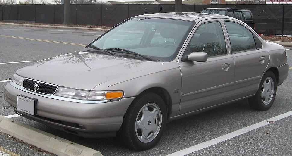 1995 1997 Ford Contour Mercury Mystique