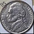 1995 US Nickel Philadelphia Mint (5651941981).jpg
