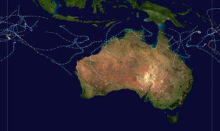 1996–97 Australian region cyclone season cyclone season in the Australian region