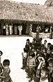 1998 Abril. El presidente Rafael Caldera y su familia en Kavanayen.jpg