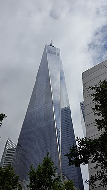 One World Trade Center - Wikipedia