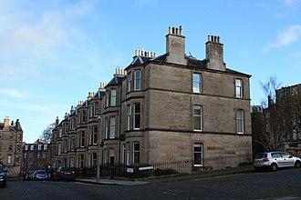 Alexander Ormiston Curle - 1 to 8 South Learmonth Gardens, Edinburgh (8 closest)