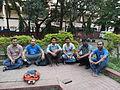 2. Participants of Dhaka Wikipedia Meetup, April 2016.jpg