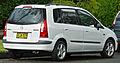 2001-2002 Mazda Premacy (CP) hatchback (2011-04-28) 02.jpg
