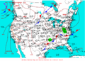 2003-06-16 Surface Weather Map NOAA.png