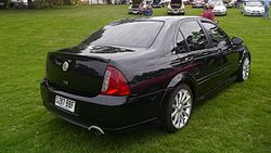 Facelift Mg Zs 180 Sedan
