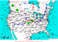 2006-06-20 Surface Weather Map NOAA.png