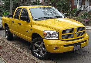 Ram Pickup - 2006–2008 Dodge Ram 1500 Quad Cab