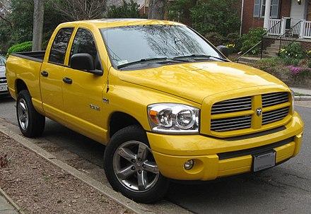 Ram Pickup - Wikiwand