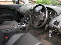 Aston Martin Vantage Wikipedia - 2006 aston martin vantage
