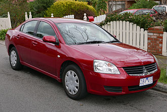 "Mitsubishi Motors Australia - The ""make or break"" Mitsubishi 380 began production in 2005, lasting less than three years on the market."