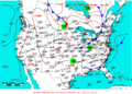 2007-07-13 Surface Weather Map NOAA.png